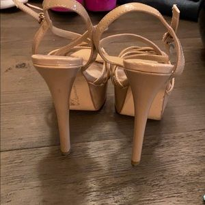 Chinese Laundry Shoes - Chinese laundry teaser pageant heels